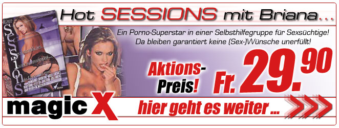 Hot Sessions mit Briana Banks!