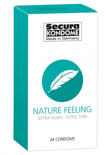 "Kondome ""Nature Feeling"", extra dünn"