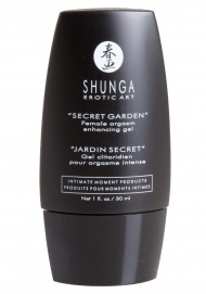 Shunga Secret Garden Orgasmus-Creme 30 ml