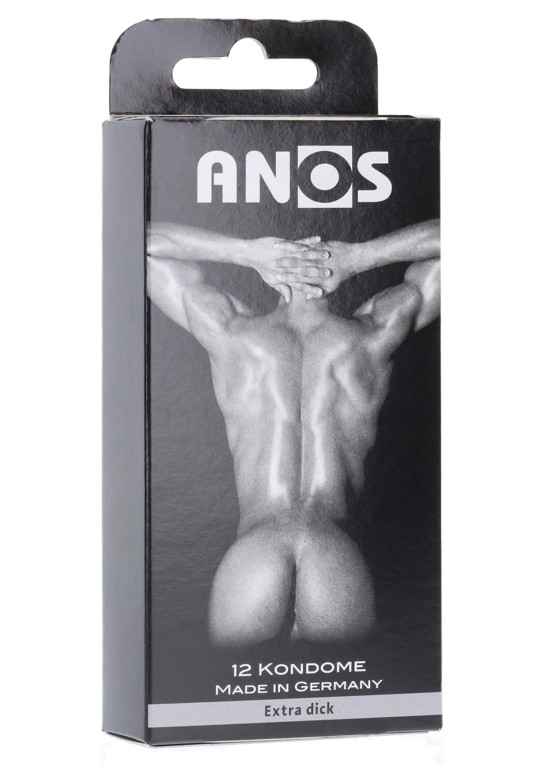 "Image of Kondome ""Anos"", besonders dick"