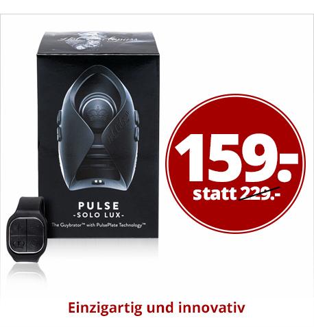 Pulse Solo Lux (Masturbator) von Magic x