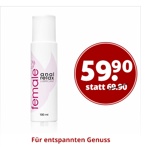 Anal Relax Gel von Magic X